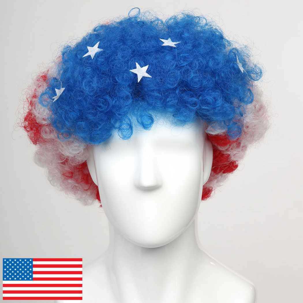 United States Afro Wig 7f953e7a867f