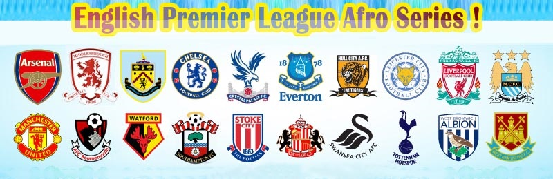 english premier league, AFC Bournemouth, Arsenal, Burnley, Chelsea, Crystal Palace, Everton, Hull City, Leicester City, Liverpool, Manchester City, Manchester United, Middlesbrough, Southampton, Stoke City, Sunderland, Swansea City, Tottenham Hotspur, Watford, West Bromwich Albion, West Ham United